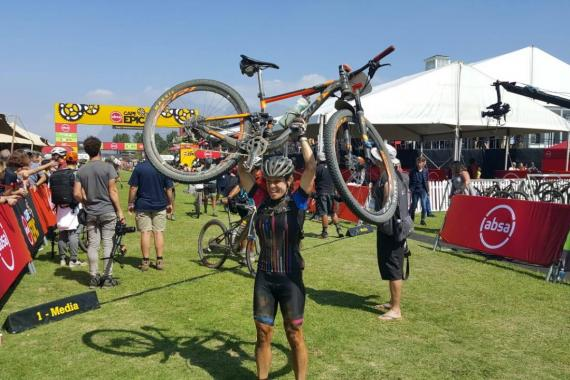 ABSA CAPE EPIC - AUSSIE WRAP